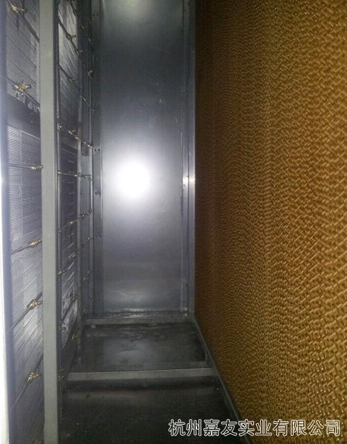 空调箱内高压微雾加湿器